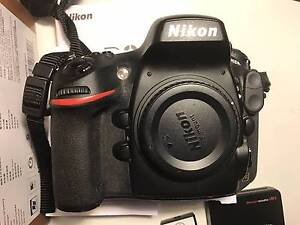 Nikon D800E Full boxed with grip. Mint condition + A LOT MORE Rhodes Canada Bay Area Preview