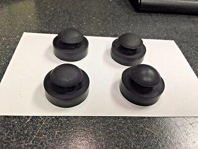 JB Vacuum Pump, JB Industries, Rubber Feet, Set of (4) For The PR-62, Pump Base