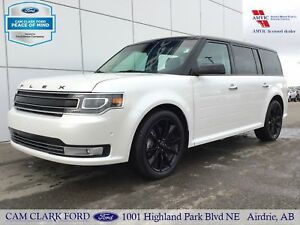 2017 Ford Flex Limited 3.5L Ecoboost with Nav & Moonroof