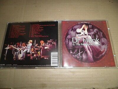 Dr Hook and The Medicine Show - The Very Best Of CD Album mint