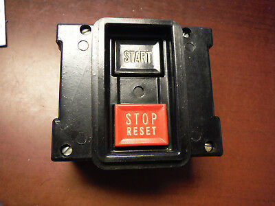 Ge General Electric Startstop Switch 55 -158476g002