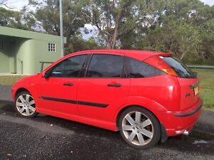 2002 Ford Focus Automatic Hatchback - Perfect First Car