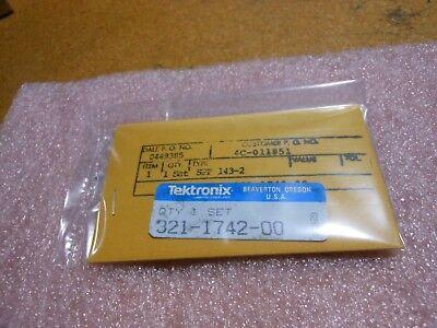 Tektronics Resistor Set Matched Part 321-1742-00 Nsn 5905-01-318-5850
