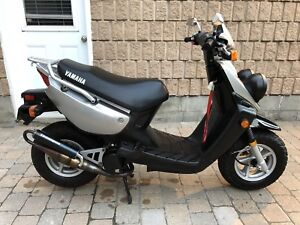 YAMAHA BWS 50 - Like New