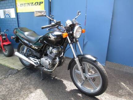 1998 Honda CB250 LAMS approved, perfect first bike!