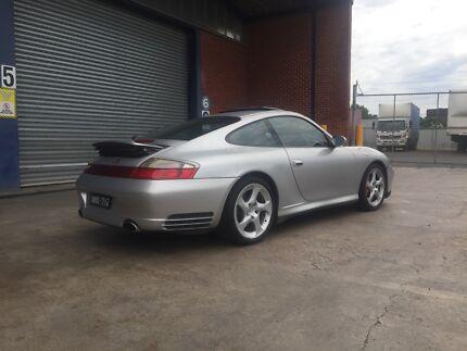 2002 PORSCHE 911 CARRERA 996 4S