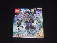 Lego 70356 Nexo Knights Der stürmische Steinkoloss