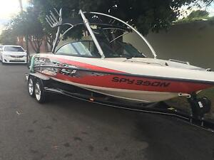 Spy wakeboard power boat Sydney City Inner Sydney Preview