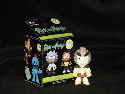 BIRD PERSON FUNKO Mystery Minis Series 1 Rick & Morty  Adult TV Series 1