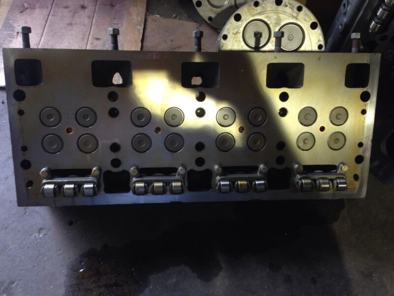 Detroit Diesel 453 Cylinder Head Detroit Diesel 453 Head Reman