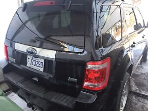 Ford Escape 2012 Limited