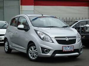 2014 Holden Barina Spark CD Auto Hatch ** LOW KMS ** $8,990 DRIVE AWAY