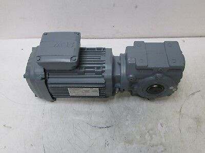 Sew Eurodrive Sa47t Drn80m4th Gear Motor W Inverter 220-230v 380-400v New