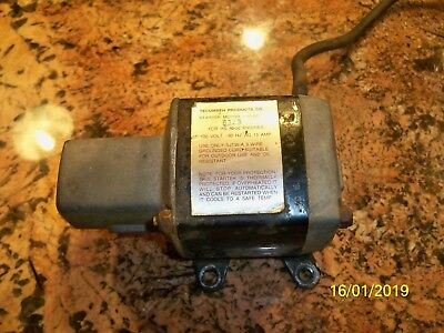 sears craftsman starter 536.918100 out of snow blower tecumseh 143.88931 HS40 50 for sale  Royal Oak