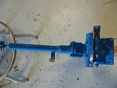1500 1700 1900 Ford Tractor Steering Column W Power Steering