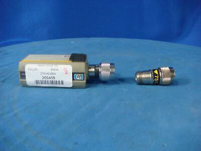 Agilent HP 8483A 100 kHz to 2 GHz, RF Power Sensor