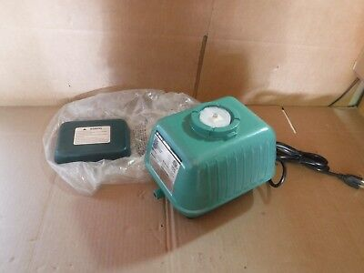 NEW RESUN SEPTIC TANK AIR PUMP 70L/MIN POND & AQUARIUM 4200L/HR MODEL LP-60