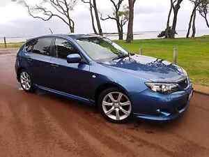 MY08 Subaru Impreza RS Halls Head Mandurah Area Preview