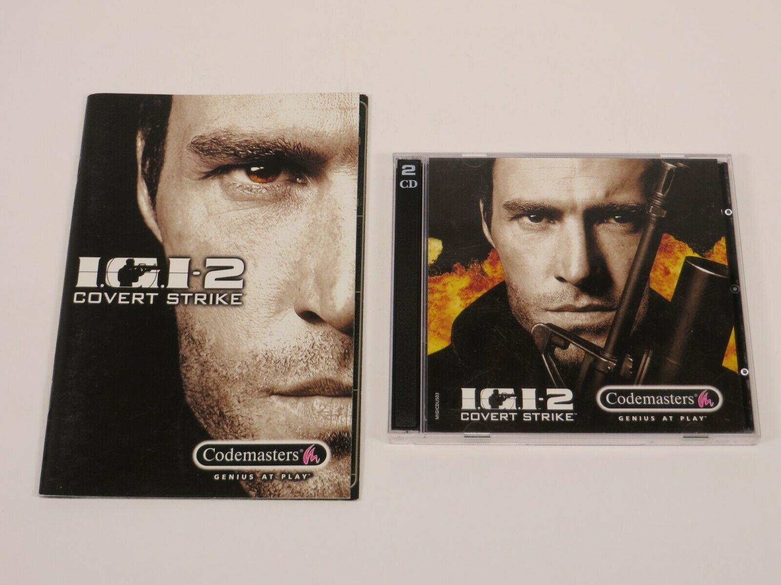 Computer Games - IGI 2 (PC, 2003) PC Vintage Computer Game Codemasters
