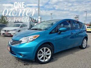 2015 Nissan Versa Note 1.6 SL Rearview Camera & Bluetooth  FR...