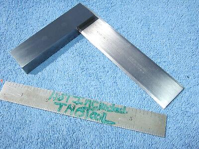 Brownsharpe 542 Vintage 4-12 Master Square Machinist Toolmaker Used Clean