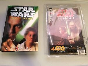 Star Wars Comics and Book