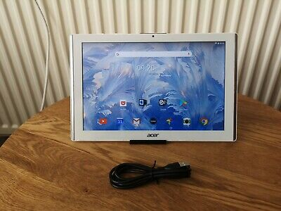 ACER Iconia One 10 B3-A40 10.1in 2GB Ram- 16 GB - White GRADE B