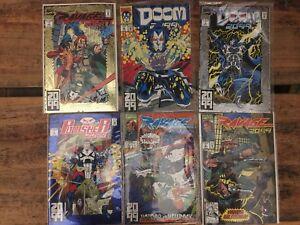 Various 2099 series comics