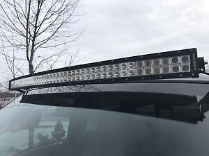 50 Inch Rough Country Curved LED Light Bar