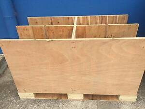Timber Boxes/Crates Tullamarine Hume Area Preview