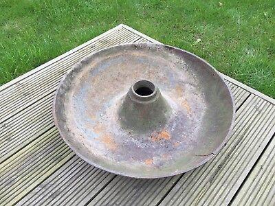Cast Iron Trough Firepit