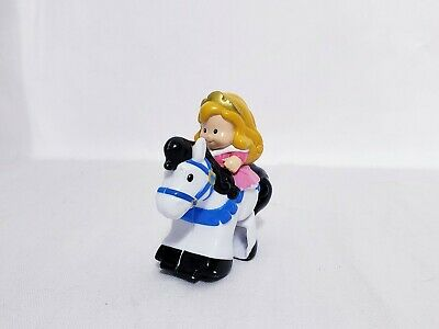 Fisher Price Little People Disney Princess Klip Klop Horse Aurora
