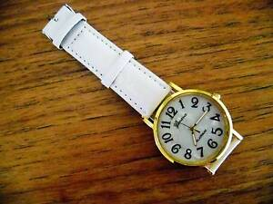 "Wrist Watch ""Geneva Platinum"" new never used - $10 Springvale Greater Dandenong Preview"