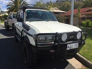 Toyota Land Cruiser 80 series PRICE DROPPED!!!! Wodonga Wodonga Area Preview