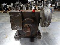 Browning Worm Gear Speed Reducer Part No.237U1-LR10E M/N:E 1750RPM 2.16HP 10:1