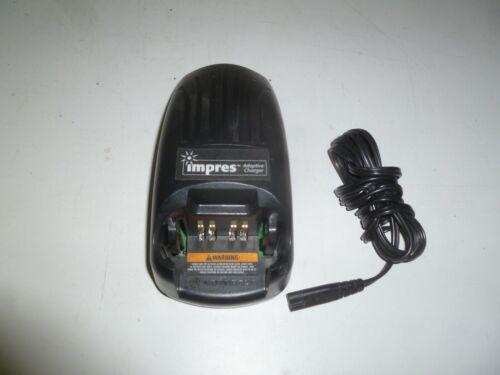 Motorola Impres WPLN4114AR XTS5000 Two Way Radio Adaptive Battery Charger w Cord