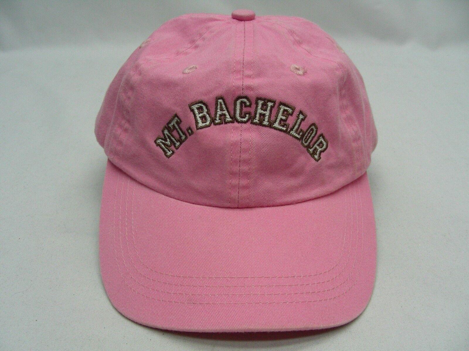 Meter Bachelor - Pink - Kleinkind-Größe - Verstellbar Ball Mütze Hut