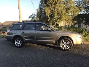 Swap - Outback 2.5 Auto Taree Greater Taree Area Preview