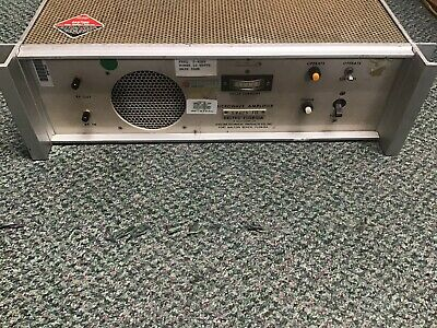 Keltec Microwave Amplifier Sr625-10 Amstar Technical Products 2-4ghz 10 Watt