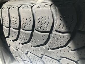 2 Winter Claw winter tires 195 65 R15