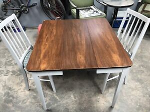 Mid Century extension dining table