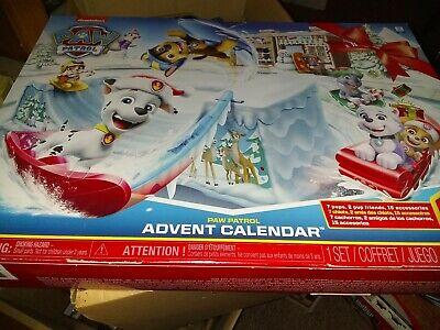 Nickelodeon Paw Patrol Advent Calendar