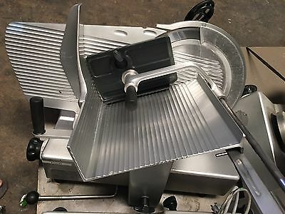 Bizerba Se12 Us 12 Manual Slicer Tested And Working