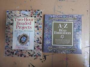 Beading Creations Books (2) Riverglades Murray Bridge Area Preview