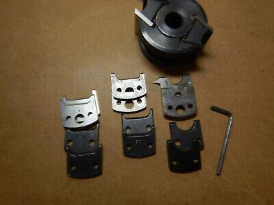 Industrial Wood Shaper Molder Moulder Head Extra Knife Sets Knives Woodworking
