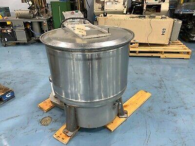 38 Bock Stainless Steel Centrifuge