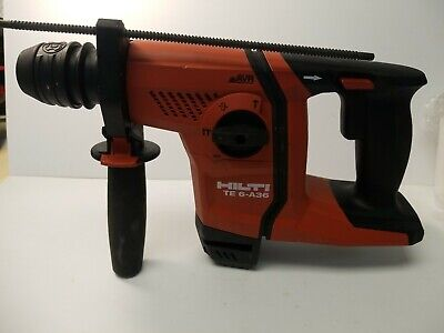Hilti Te 6-a36 Cordless Rotary Hammer Tool Body Only