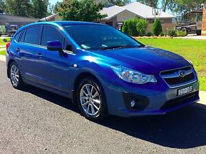 2014 Subaru Impreza Hatchback Inverell Inverell Area Preview