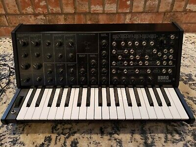 Korg MS-20 Mini, Slightly used, Great condition! Original packaging!