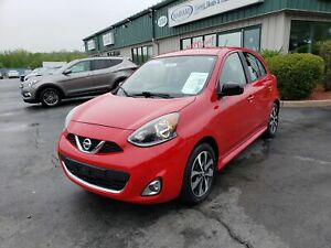 2015 Nissan Micra SR LOW KMS/BLUETOOTH/AIR CONDITIONING/ BACK...